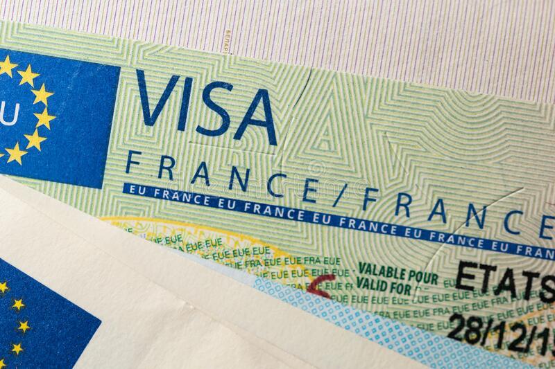 Шенгенская виза Франция