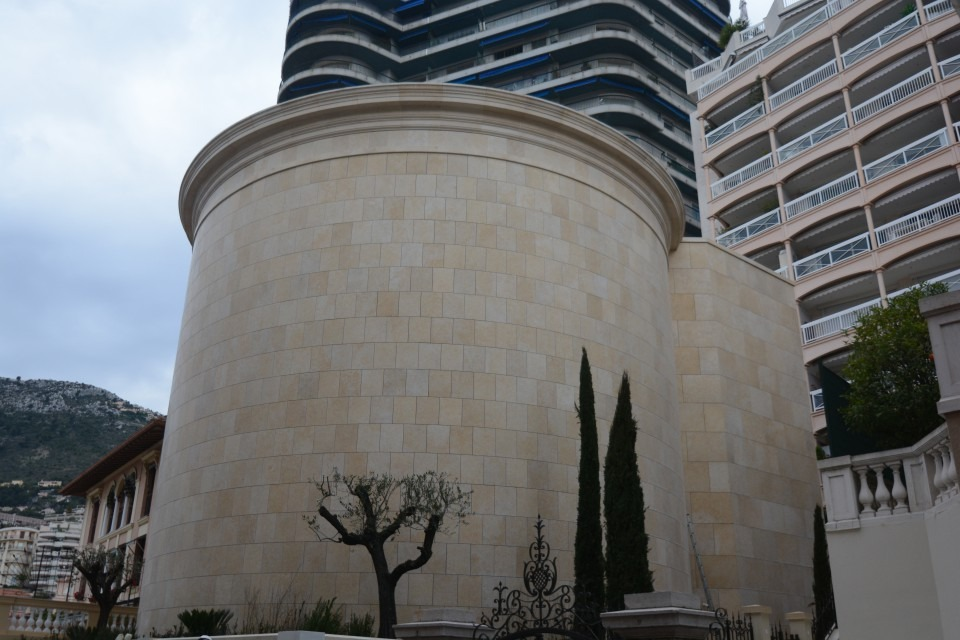 Синагога в Монако