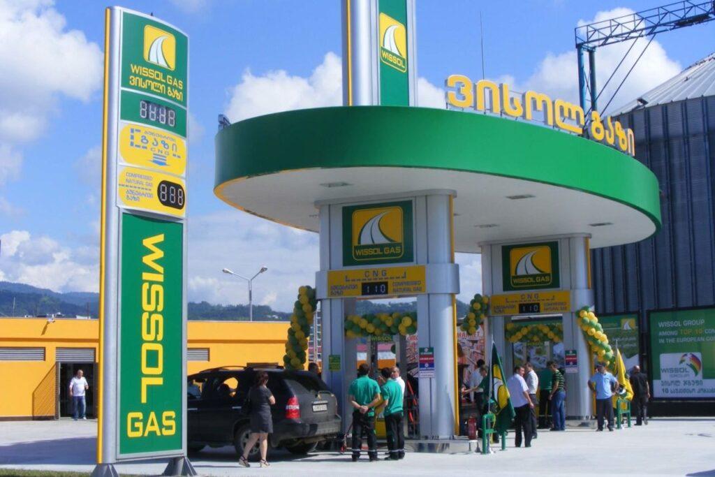 Стоимость бензина в Грузии - заправки Грузии