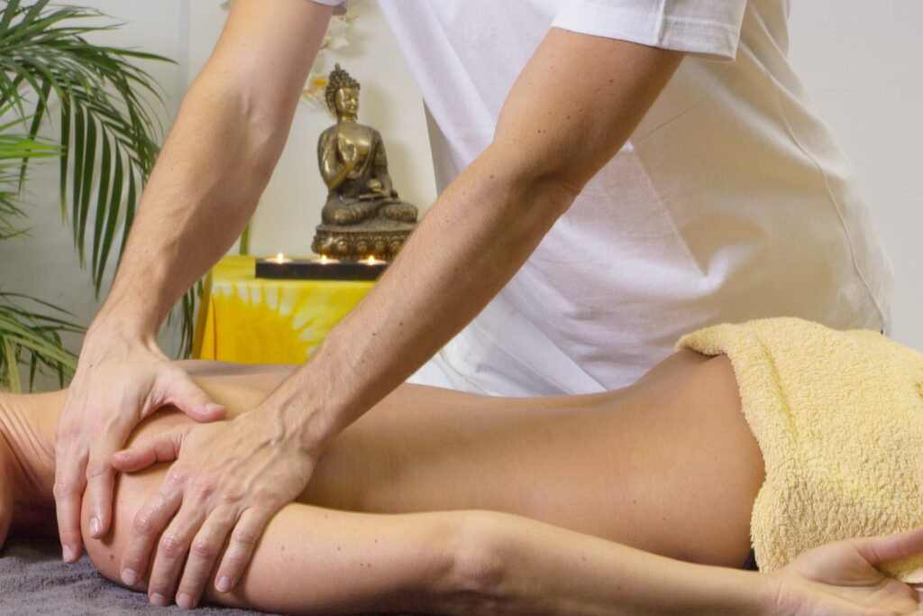 Какие особенности тайского массажа
