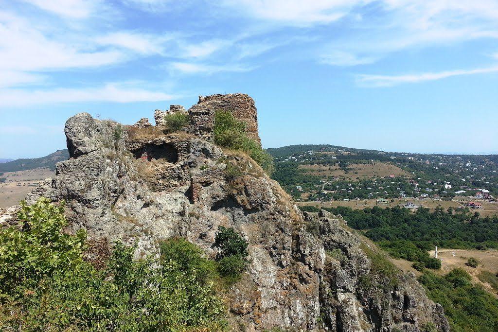 Коджорская крепость - что посмотреть за городом Тбилиси