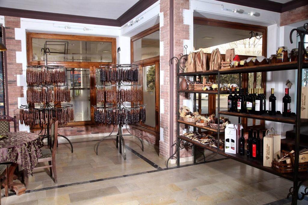 Магазин сладостей badagi в Батуми