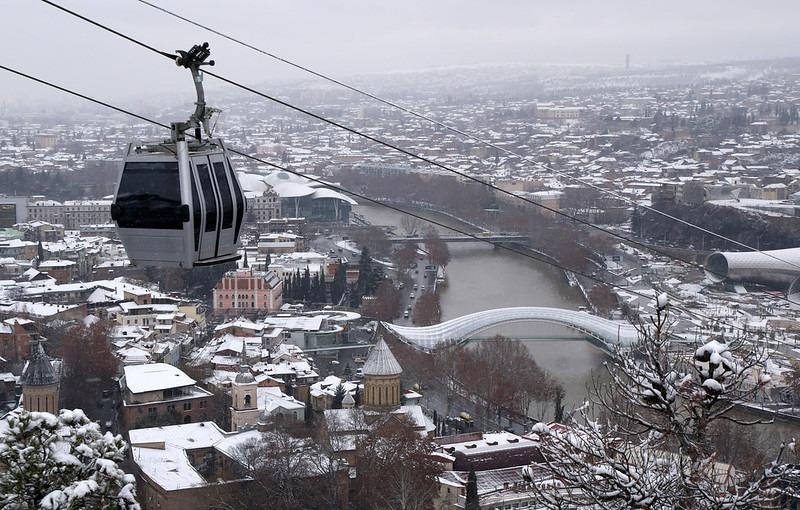 Погода в Тбилиси в фервале
