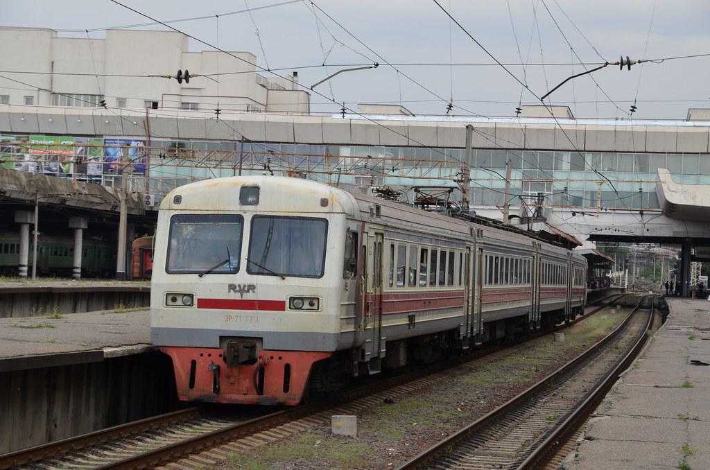 Железная дорога Тбилиси - чем добраться из Тбилиси в другой город
