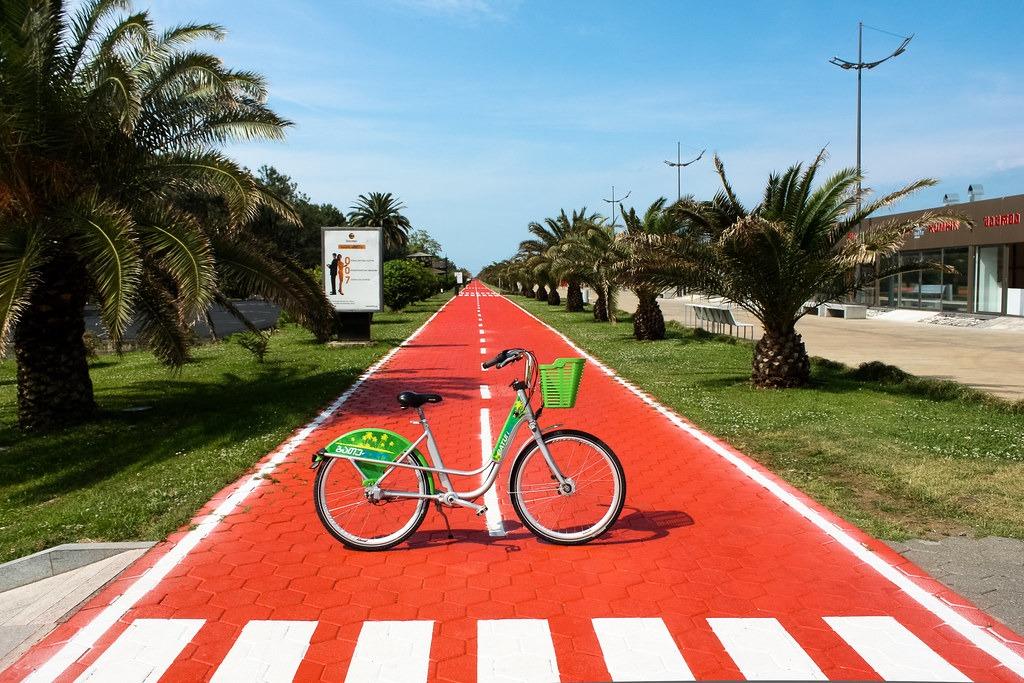 Аренда велосипеда в БАтуми