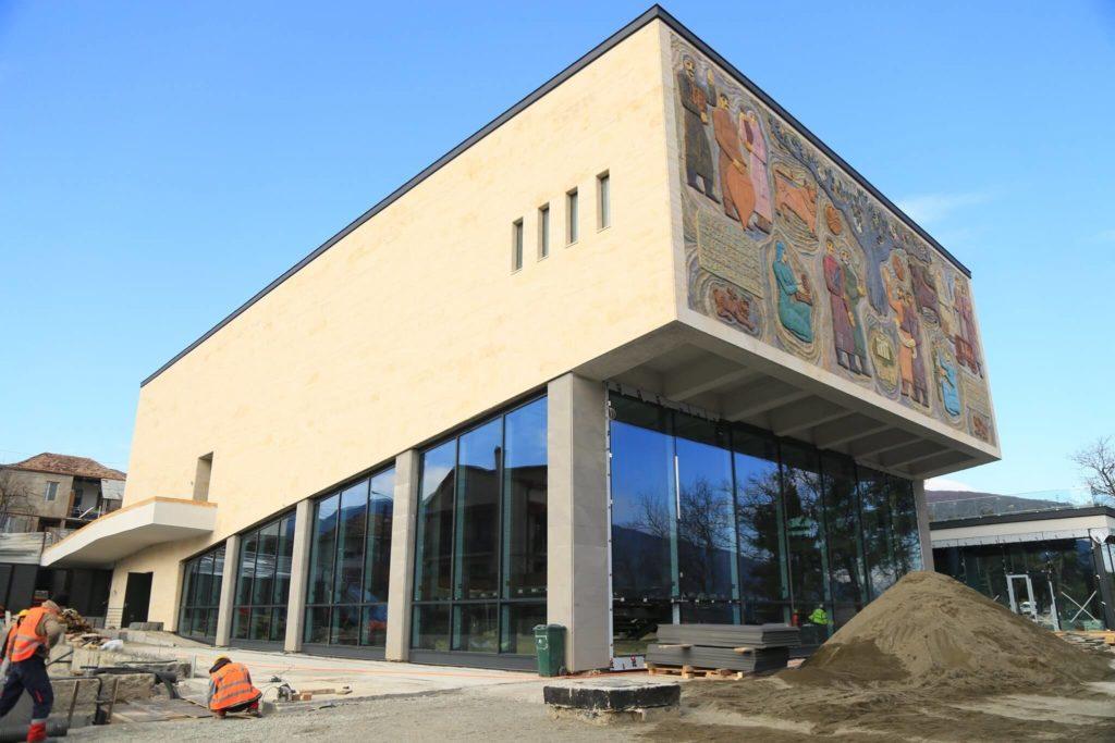 Что посмотреть недалеко от Тбилиси - Археологический музей в Мцхете