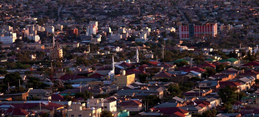 Безопасная часть государства в Сомали - Сомалиленд