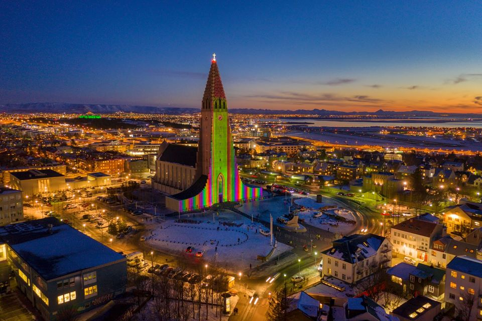 Что посетить в Исландии - световое шоу в Исландии