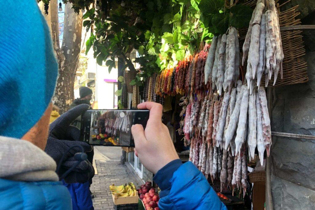 Рынок Тбилиси