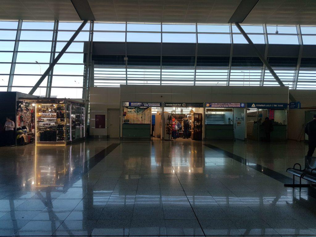 Виза в Грузию - Аэропорт Тбилиси