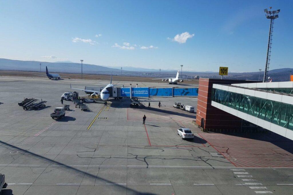 Аэропорт Грузии