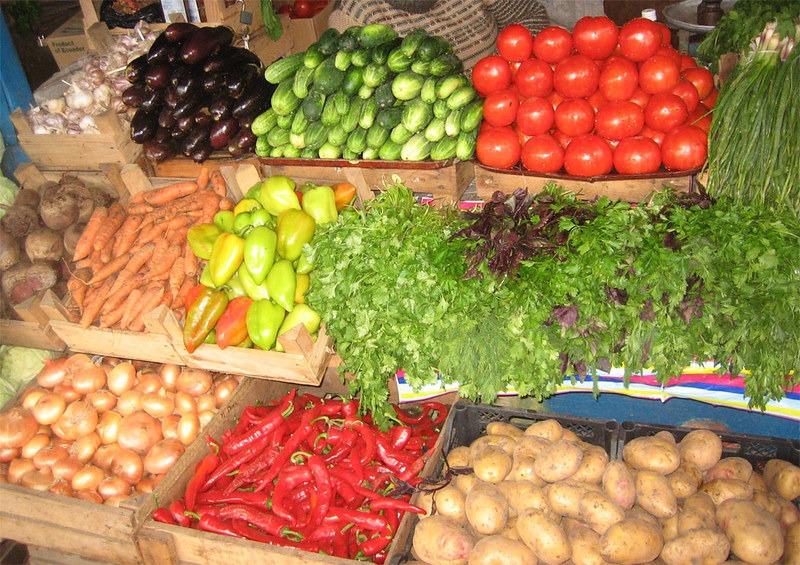 Центральный рынок в Батуми
