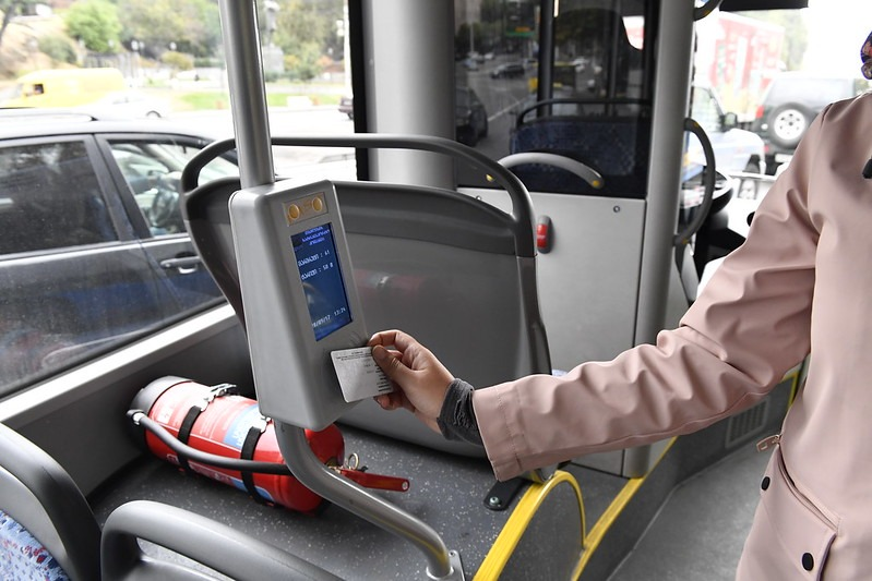 Как оплачивать проезд в транспорте Тбилиси - единый проездной билет в Тбилиси