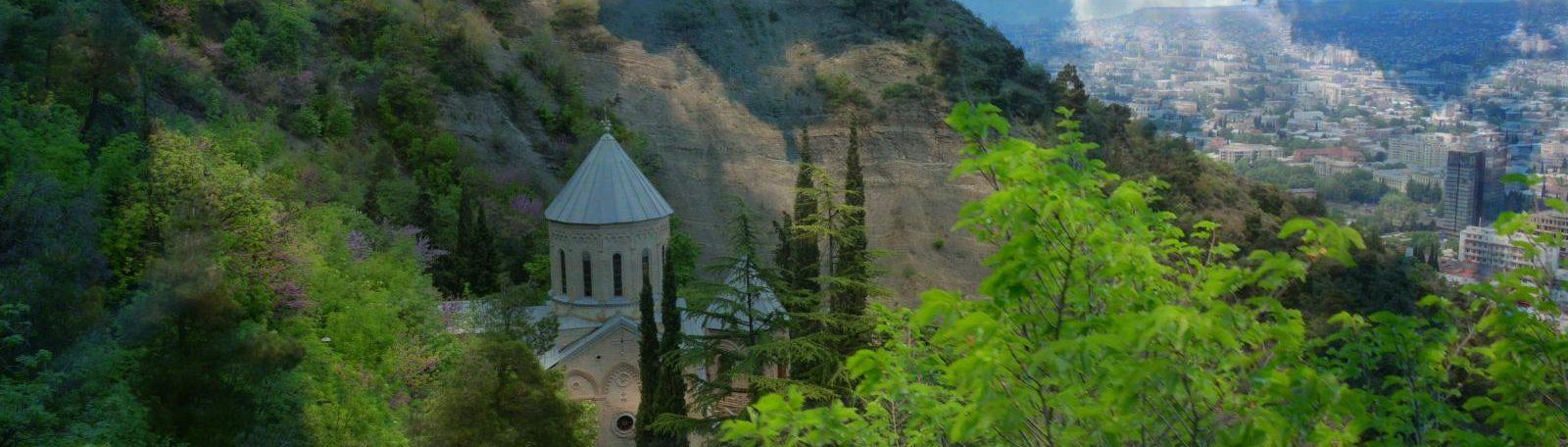 Гора Мтацминда: Пантеон