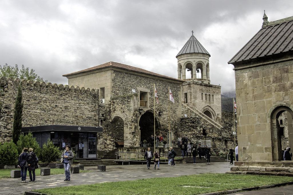 Пригород Тбилиси - Мцхета