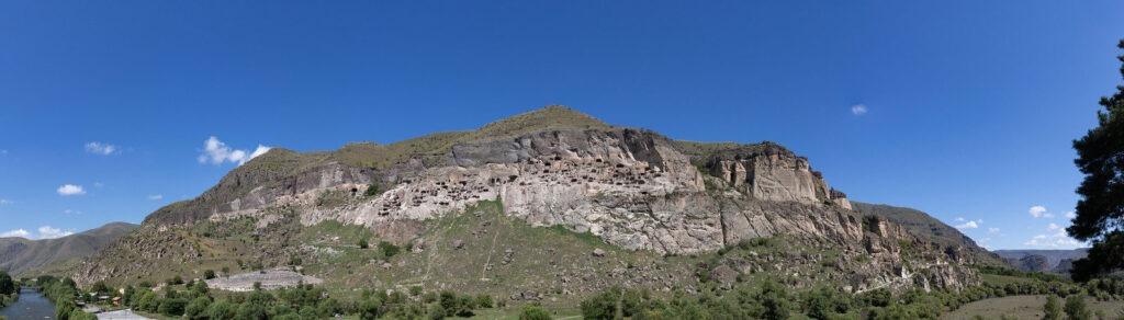 Пещерный комплекс Вардзиа Тбилиси Грузия