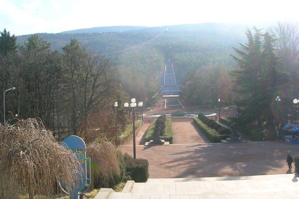 Парки в Тбилиси - Vere Park