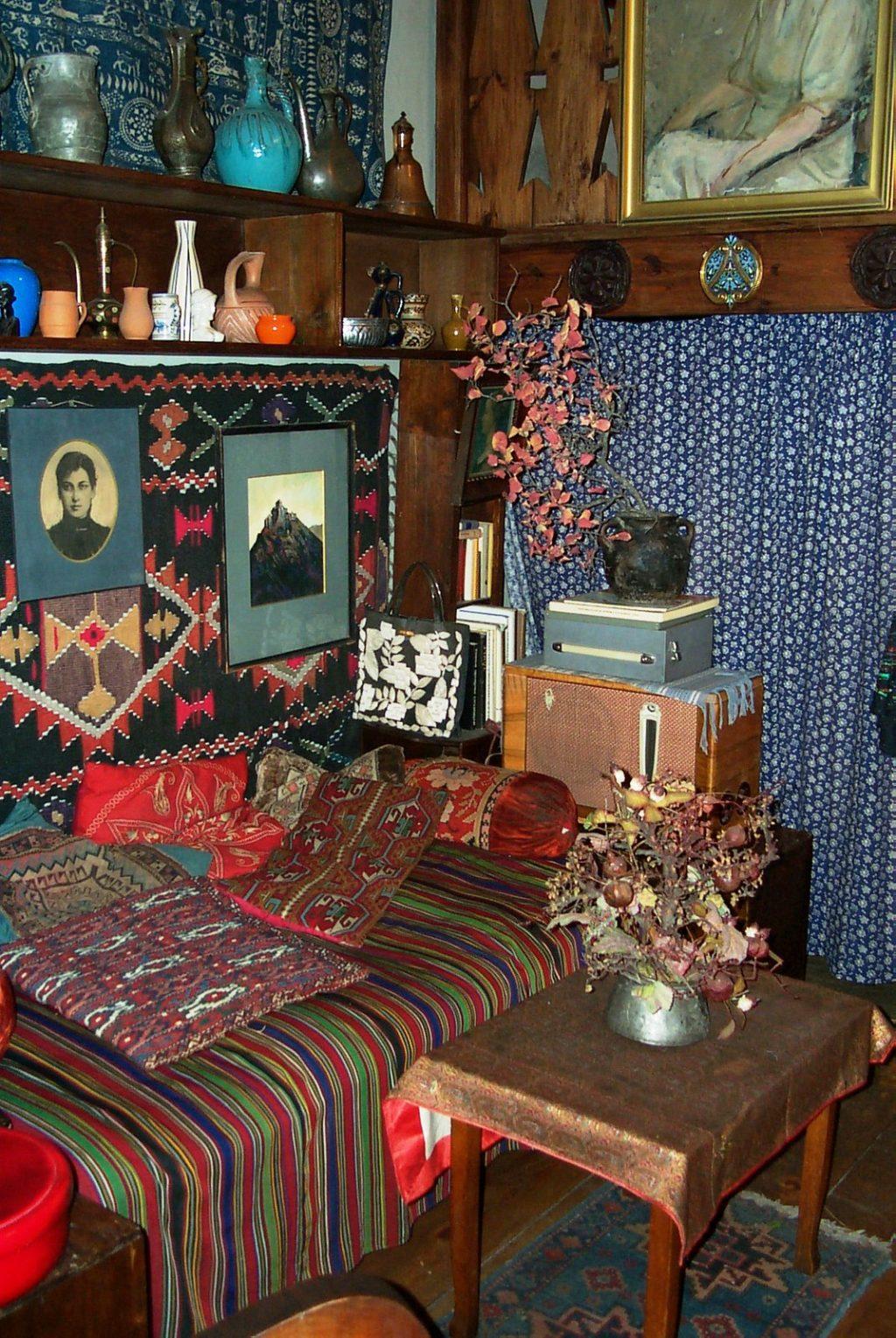Что посетить в Тбилиси - Дом-музей Елены Ахвледиани Тбилиси