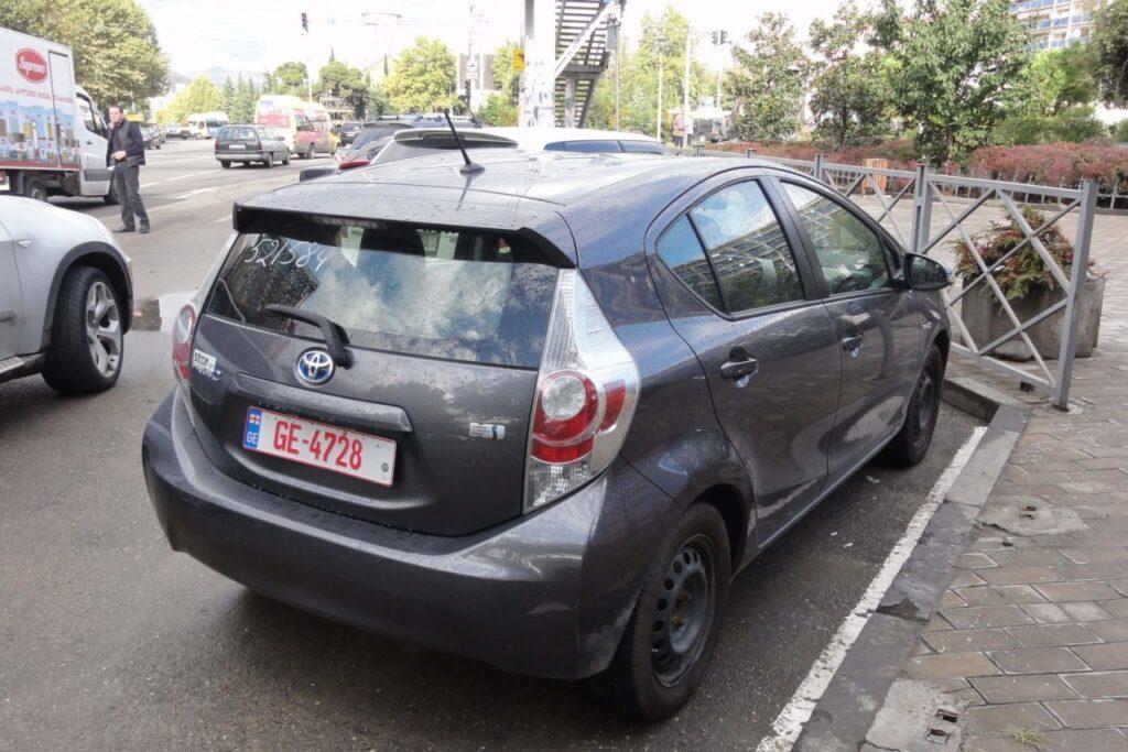 Какой лучше взять в аренду автомобиль в Тбилиси