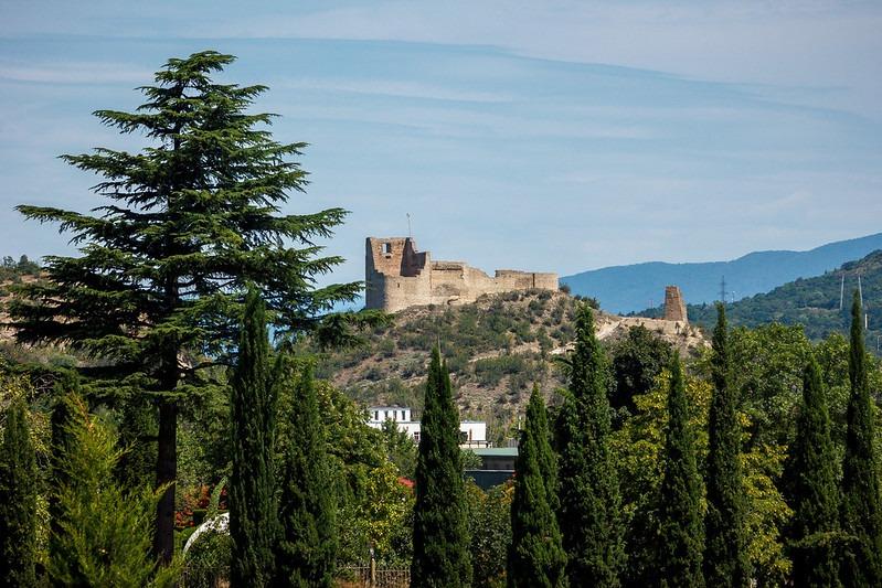 Мцхета Тбилиси - Крепость Бебрисцихе