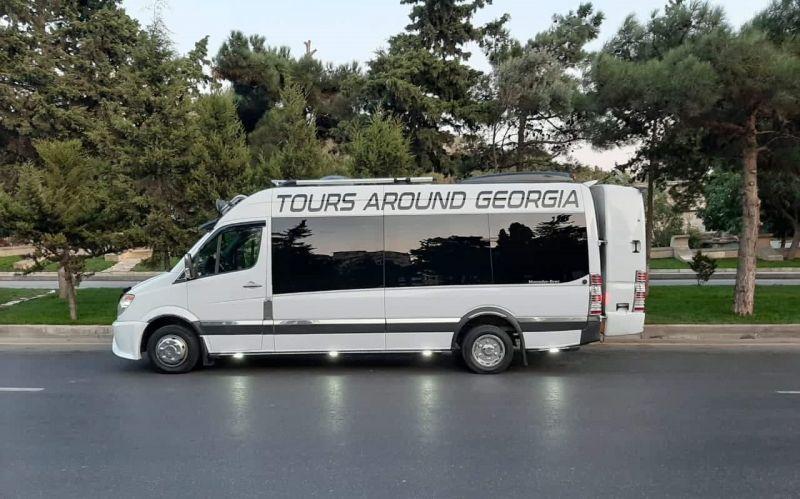 Маршрутки в Грузии