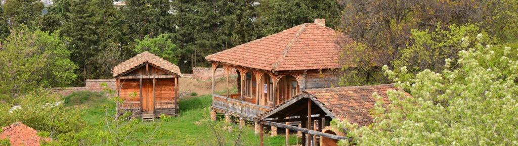 Тбилисский этнографический музей им. Георгия Читая