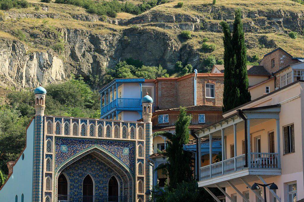 Лето в Тбилиси - июль