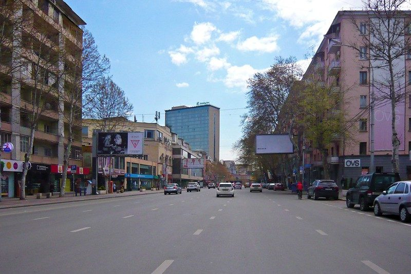 Тихий недорогой район Тбилиси Сабуртало