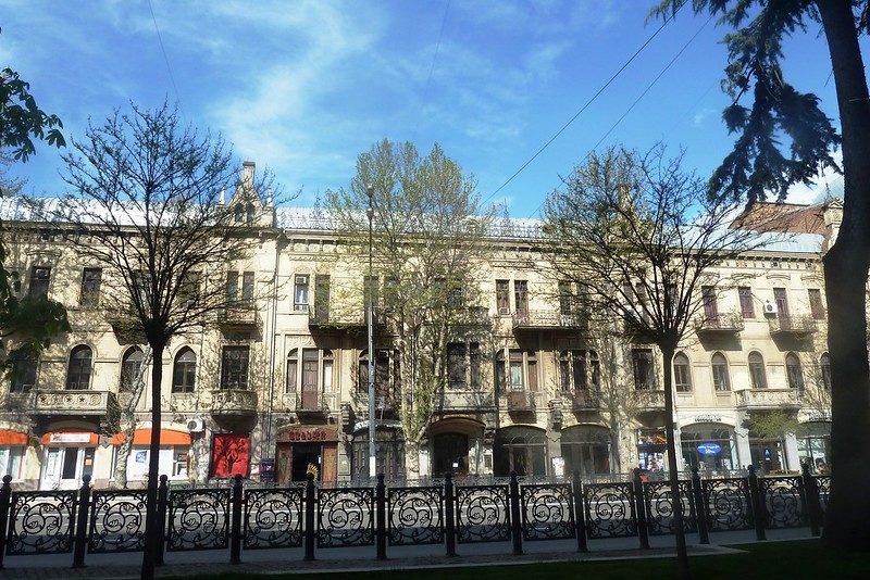 Тбилиси Rustaveli Avenue, 3