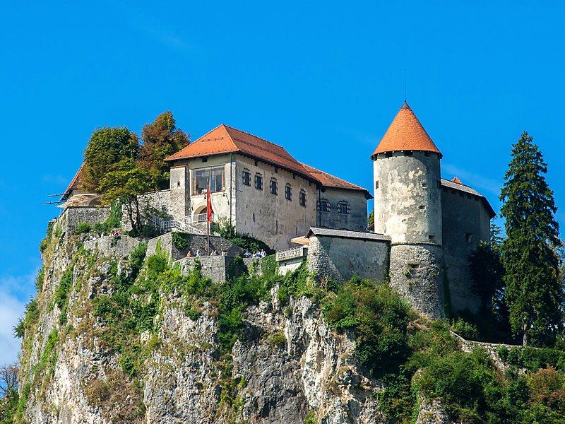 Что посетить на Новый год в Словении - замок Блед Словения