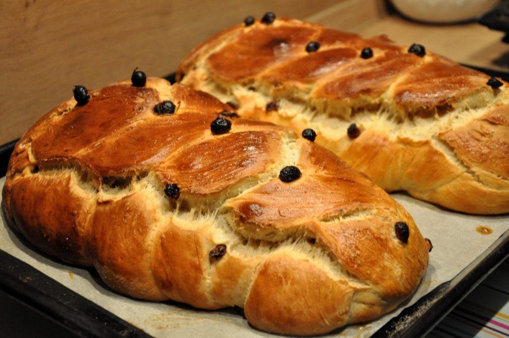 Традиции Словении - Рождественский хлеб в Словении