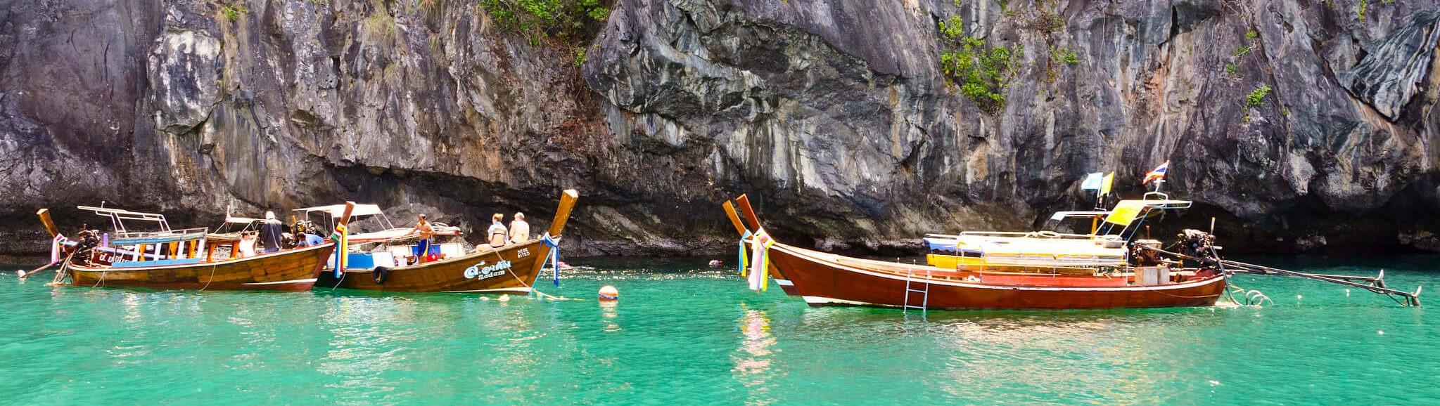 Изумрудная пещера на острове Ко Мук