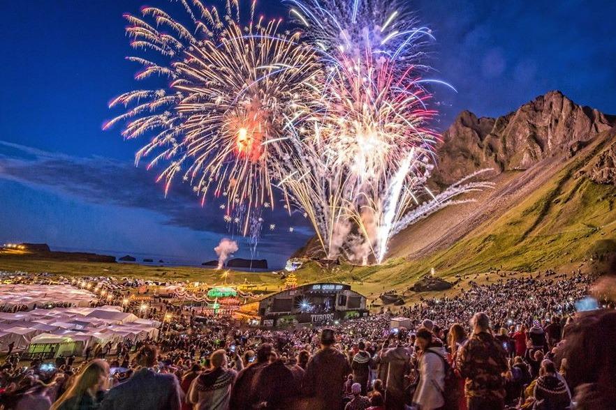 Каникулы в Исландии - Фестивали в Дни коммерции