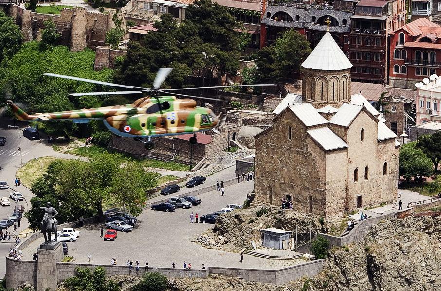 Погода в мае в Тбилиси