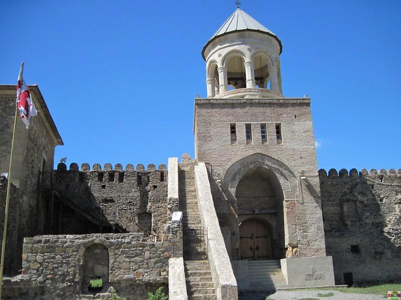 Первая столица Грузии Мцхета - Собор Светицховели
