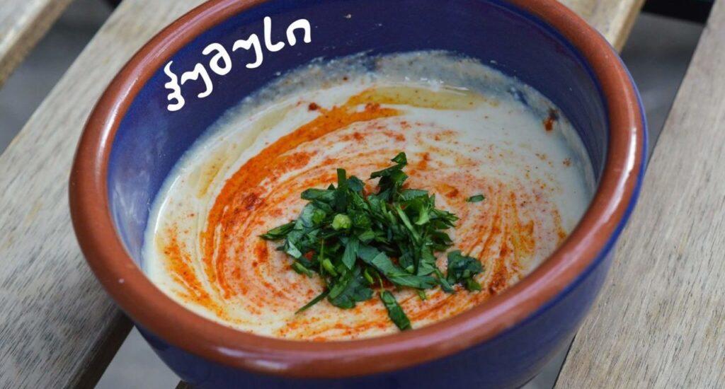 Вегетарианское кафе Goby в Тбилиси