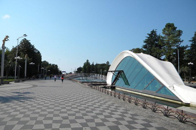 Приморский парк Батуми