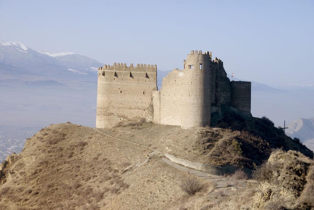 Ксанская крепость Мухрани