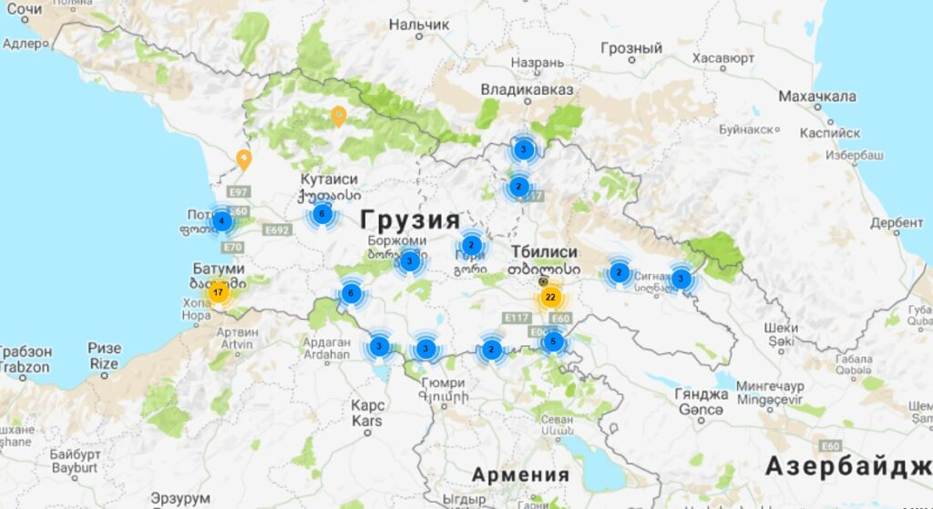 Автострахование в Грузии