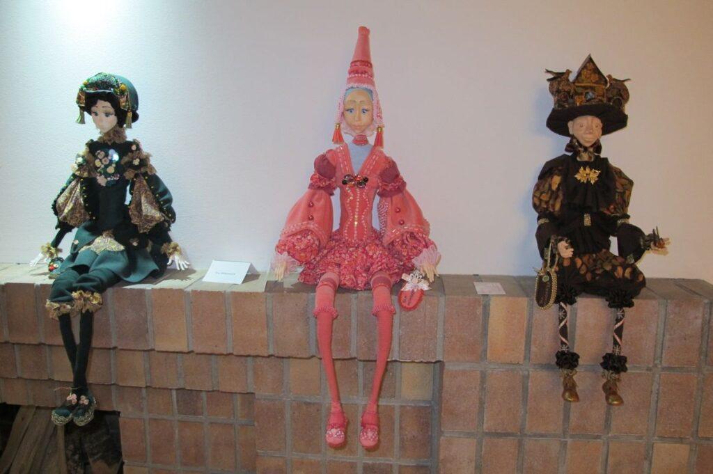 Что посетить с ребенком в Грузии - Музей кукол Тинатин Туманишвили