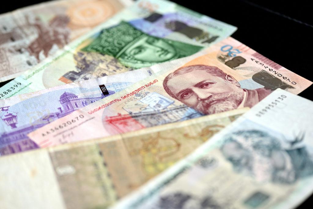 Какая валюта в Грузии - Грузинские лари