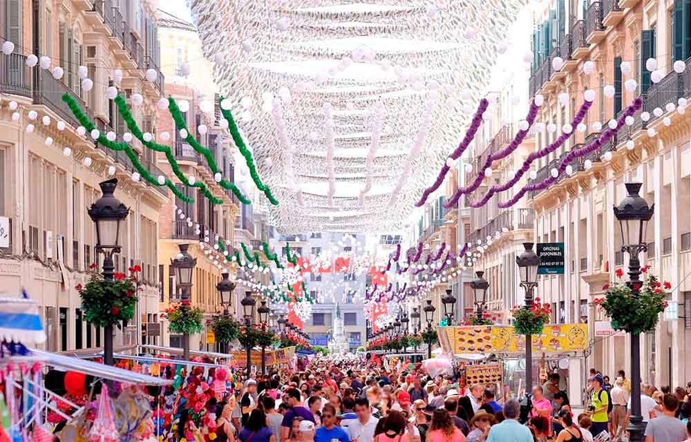 Испания Ярмарка Feria de Agosto