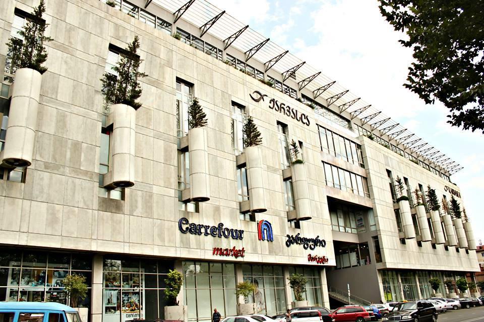 Шоппинг молл в Тбилиси - Karvasla