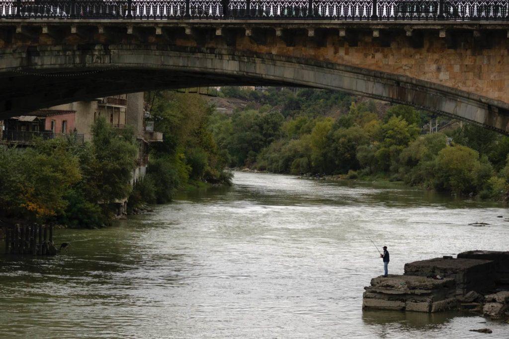 Погода в августе Тбилиси