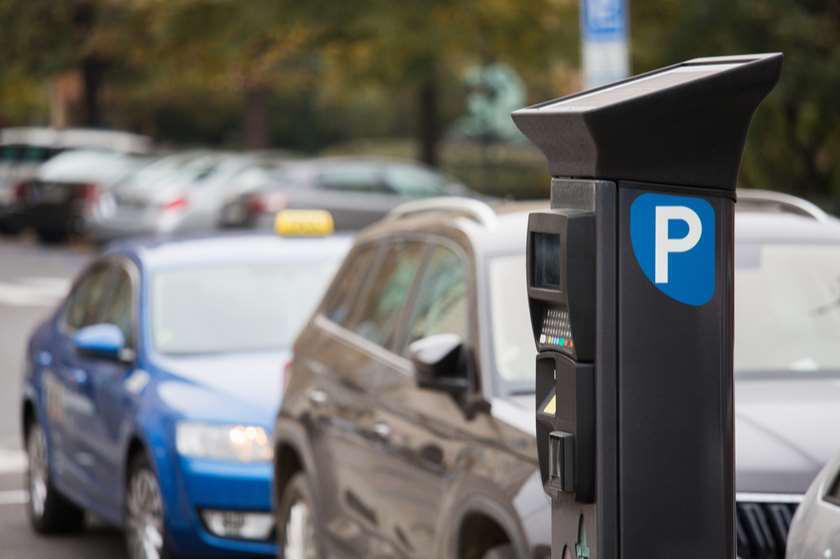 Как оплатить парковку в Грузии - пармат