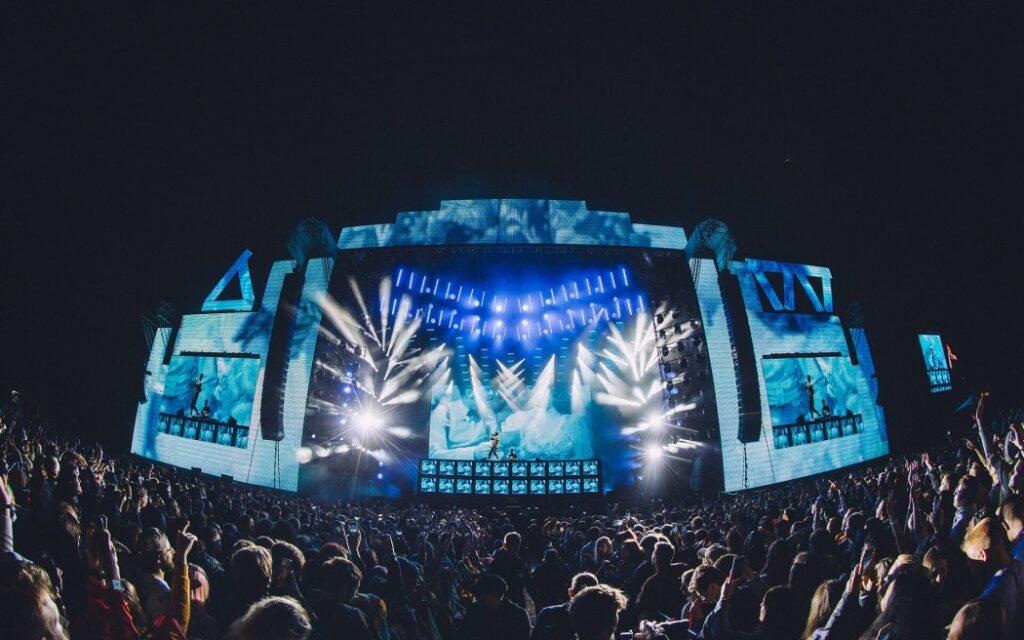 Что посетить в Украине - Фестиваль поп и рэп музыки в Украине - Atlas Weekend