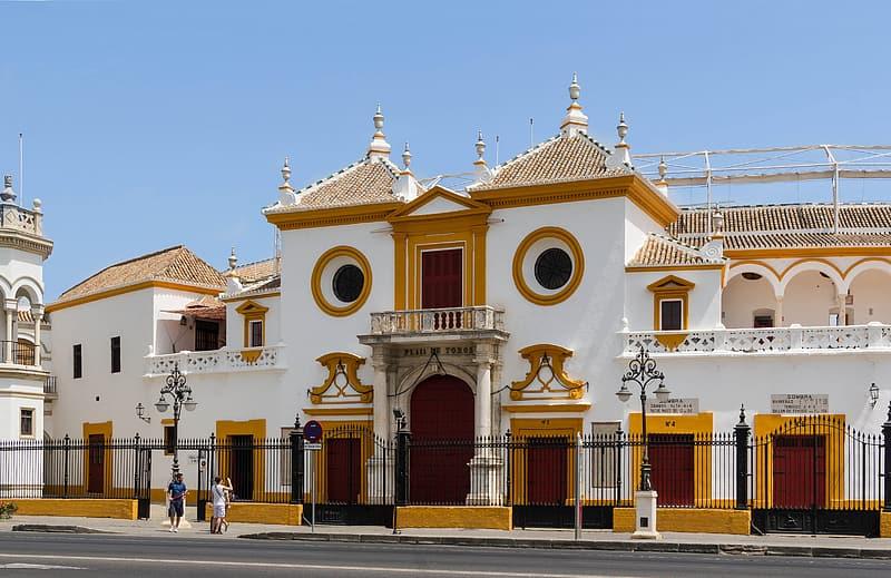 Коррида в Севилье Real Maestranza Испания