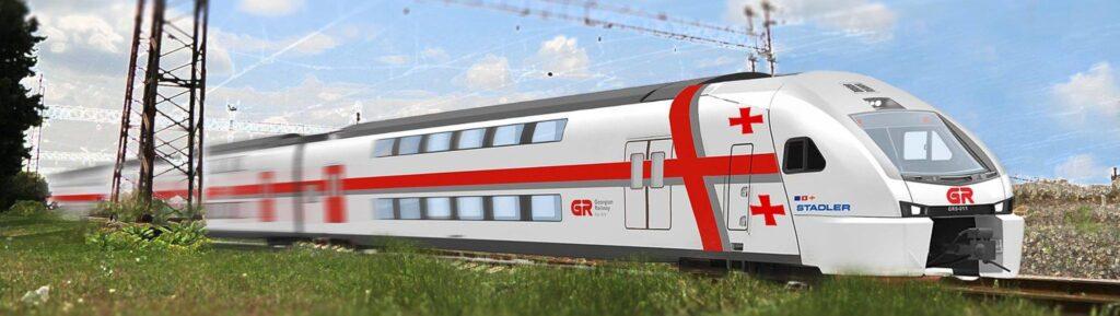 Общественный транспорт Грузии