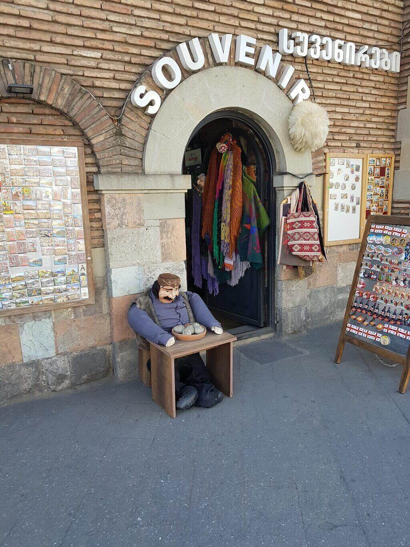 Где купить подарки в Грузии - Сувенирные лавки Грузии