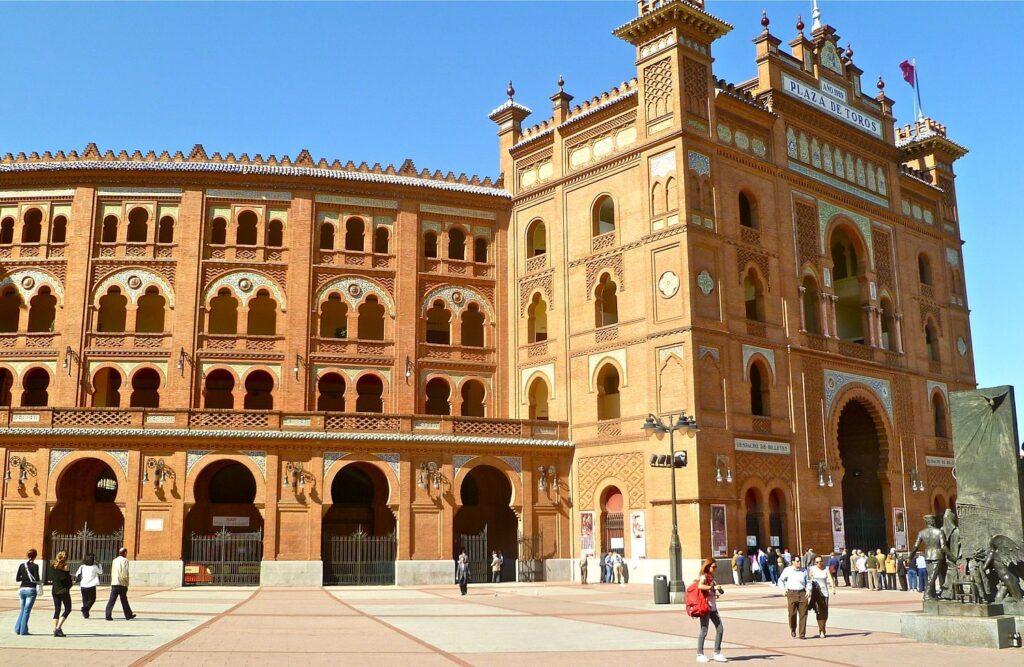Коррида в Мадриде La Ventas